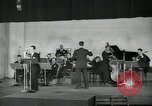 Image of Perry Como and orchestra broadcast song Now New York United States USA, 1943, second 30 stock footage video 65675022249