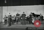 Image of Perry Como and orchestra broadcast song Now New York United States USA, 1943, second 31 stock footage video 65675022249