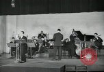Image of Perry Como and orchestra broadcast song Now New York United States USA, 1943, second 32 stock footage video 65675022249