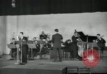 Image of Perry Como and orchestra broadcast song Now New York United States USA, 1943, second 34 stock footage video 65675022249