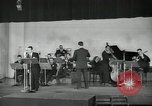 Image of Perry Como and orchestra broadcast song Now New York United States USA, 1943, second 35 stock footage video 65675022249