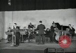 Image of Perry Como and orchestra broadcast song Now New York United States USA, 1943, second 36 stock footage video 65675022249