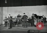 Image of Perry Como and orchestra broadcast song Now New York United States USA, 1943, second 37 stock footage video 65675022249