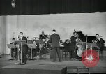 Image of Perry Como and orchestra broadcast song Now New York United States USA, 1943, second 38 stock footage video 65675022249