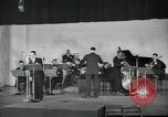 Image of Perry Como and orchestra broadcast song Now New York United States USA, 1943, second 39 stock footage video 65675022249