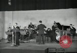 Image of Perry Como and orchestra broadcast song Now New York United States USA, 1943, second 41 stock footage video 65675022249