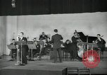 Image of Perry Como and orchestra broadcast song Now New York United States USA, 1943, second 42 stock footage video 65675022249
