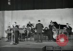 Image of Perry Como and orchestra broadcast song Now New York United States USA, 1943, second 44 stock footage video 65675022249