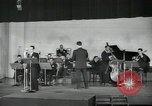 Image of Perry Como and orchestra broadcast song Now New York United States USA, 1943, second 45 stock footage video 65675022249