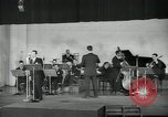 Image of Perry Como and orchestra broadcast song Now New York United States USA, 1943, second 47 stock footage video 65675022249