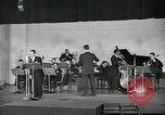 Image of Perry Como and orchestra broadcast song Now New York United States USA, 1943, second 48 stock footage video 65675022249