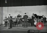Image of Perry Como and orchestra broadcast song Now New York United States USA, 1943, second 51 stock footage video 65675022249