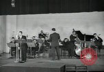 Image of Perry Como and orchestra broadcast song Now New York United States USA, 1943, second 52 stock footage video 65675022249