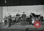 Image of Perry Como and orchestra broadcast song Now New York United States USA, 1943, second 53 stock footage video 65675022249