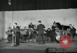 Image of Perry Como and orchestra broadcast song Now New York United States USA, 1943, second 59 stock footage video 65675022249