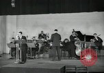 Image of Perry Como and orchestra broadcast song Now New York United States USA, 1943, second 60 stock footage video 65675022249