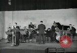 Image of Perry Como and orchestra broadcast song Now New York United States USA, 1943, second 61 stock footage video 65675022249