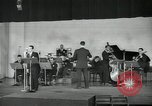 Image of Perry Como and orchestra broadcast song Now New York United States USA, 1943, second 62 stock footage video 65675022249