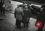 Image of Neville Chamberlain and Chancellor Adolf Hitler Berchtesgaden Germany, 1938, second 21 stock footage video 65675022254