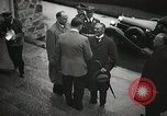 Image of Neville Chamberlain and Chancellor Adolf Hitler Berchtesgaden Germany, 1938, second 22 stock footage video 65675022254