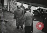 Image of Neville Chamberlain and Chancellor Adolf Hitler Berchtesgaden Germany, 1938, second 24 stock footage video 65675022254