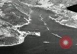 Image of Fleet of Japenese submarines Sasebo Bay Japan, 1946, second 6 stock footage video 65675022263