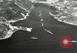 Image of Fleet of Japenese submarines Sasebo Bay Japan, 1946, second 11 stock footage video 65675022263