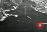 Image of Fleet of Japenese submarines Sasebo Bay Japan, 1946, second 13 stock footage video 65675022263
