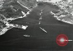 Image of Fleet of Japenese submarines Sasebo Bay Japan, 1946, second 15 stock footage video 65675022263
