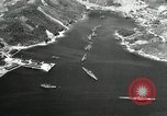 Image of Fleet of Japenese submarines Sasebo Bay Japan, 1946, second 17 stock footage video 65675022263