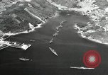 Image of Fleet of Japenese submarines Sasebo Bay Japan, 1946, second 19 stock footage video 65675022263