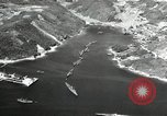 Image of Fleet of Japenese submarines Sasebo Bay Japan, 1946, second 20 stock footage video 65675022263