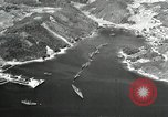 Image of Fleet of Japenese submarines Sasebo Bay Japan, 1946, second 21 stock footage video 65675022263
