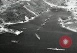 Image of Fleet of Japenese submarines Sasebo Bay Japan, 1946, second 22 stock footage video 65675022263