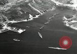 Image of Fleet of Japenese submarines Sasebo Bay Japan, 1946, second 23 stock footage video 65675022263