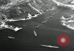 Image of Fleet of Japenese submarines Sasebo Bay Japan, 1946, second 25 stock footage video 65675022263