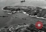 Image of Fleet of Japenese submarines Sasebo Bay Japan, 1946, second 35 stock footage video 65675022263