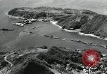 Image of Fleet of Japenese submarines Sasebo Bay Japan, 1946, second 38 stock footage video 65675022263