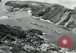 Image of Fleet of Japenese submarines Sasebo Bay Japan, 1946, second 46 stock footage video 65675022263