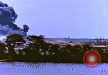 Image of Explosion at Pearl harbor Pearl Harbor Hawaii USA, 1946, second 31 stock footage video 65675022270