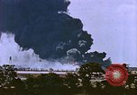 Image of Explosion at Pearl harbor Pearl Harbor Hawaii USA, 1946, second 56 stock footage video 65675022270