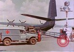 Image of US Aircraft JRM-1 removing casualties and taking off Pearl Harbor Hawaii USA, 1946, second 8 stock footage video 65675022271