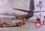 Image of US Aircraft JRM-1 removing casualties and taking off Pearl Harbor Hawaii USA, 1946, second 9 stock footage video 65675022271
