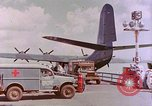 Image of US Aircraft JRM-1 removing casualties and taking off Pearl Harbor Hawaii USA, 1946, second 13 stock footage video 65675022271