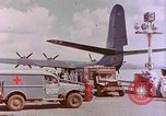 Image of US Aircraft JRM-1 removing casualties and taking off Pearl Harbor Hawaii USA, 1946, second 14 stock footage video 65675022271