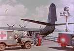Image of US Aircraft JRM-1 removing casualties and taking off Pearl Harbor Hawaii USA, 1946, second 29 stock footage video 65675022271