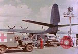 Image of US Aircraft JRM-1 removing casualties and taking off Pearl Harbor Hawaii USA, 1946, second 39 stock footage video 65675022271