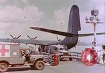 Image of US Aircraft JRM-1 removing casualties and taking off Pearl Harbor Hawaii USA, 1946, second 41 stock footage video 65675022271