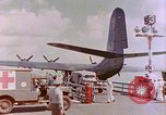 Image of US Aircraft JRM-1 removing casualties and taking off Pearl Harbor Hawaii USA, 1946, second 43 stock footage video 65675022271