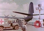 Image of US Aircraft JRM-1 removing casualties and taking off Pearl Harbor Hawaii USA, 1946, second 44 stock footage video 65675022271